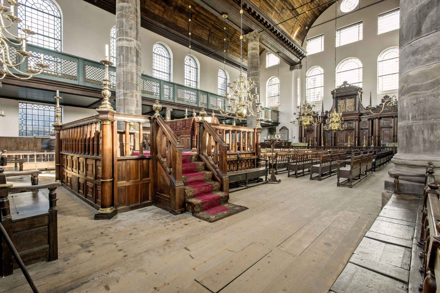 Amsterdam in the Golden Age: Portuguese Synagogue