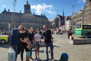 Amsterdam: Kids Tour in the Old City