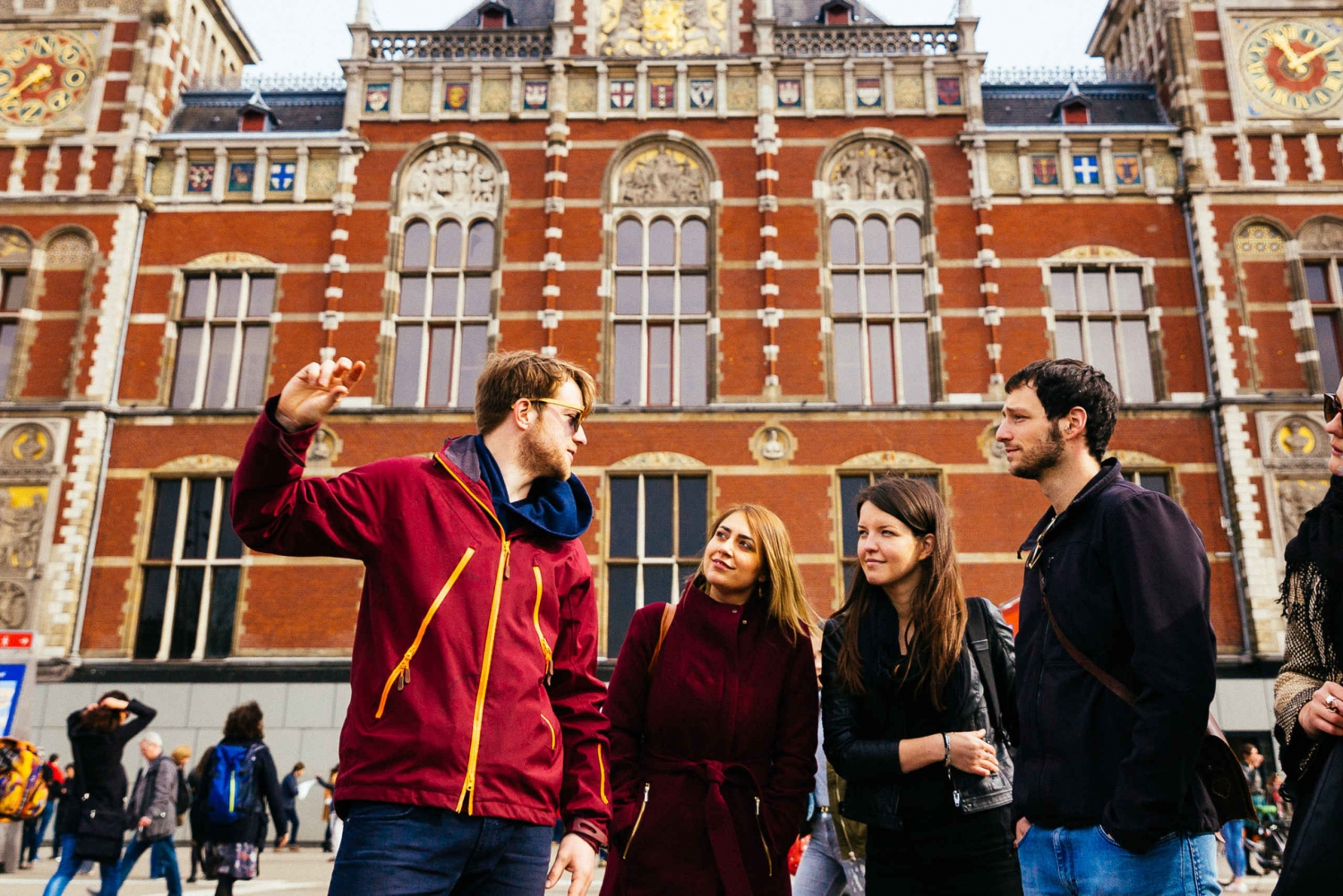 Amsterdam Like a Local 3-Hour Private Tour