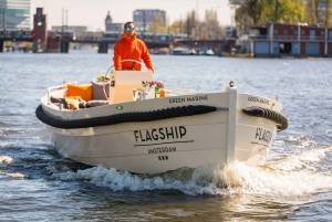 Amsterdam: Luxury Canal Cruise