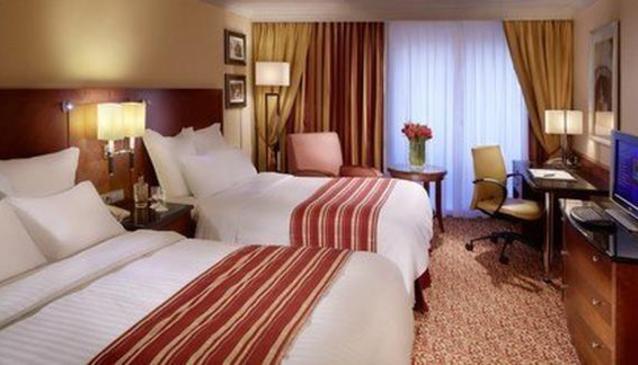Amsterdam Marriot Hotel
