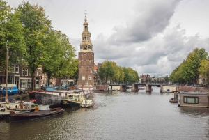 Amsterdam: Old Town Exploration Game