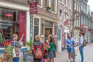 Amsterdam: Positive-Impact Alternative Walking Tours