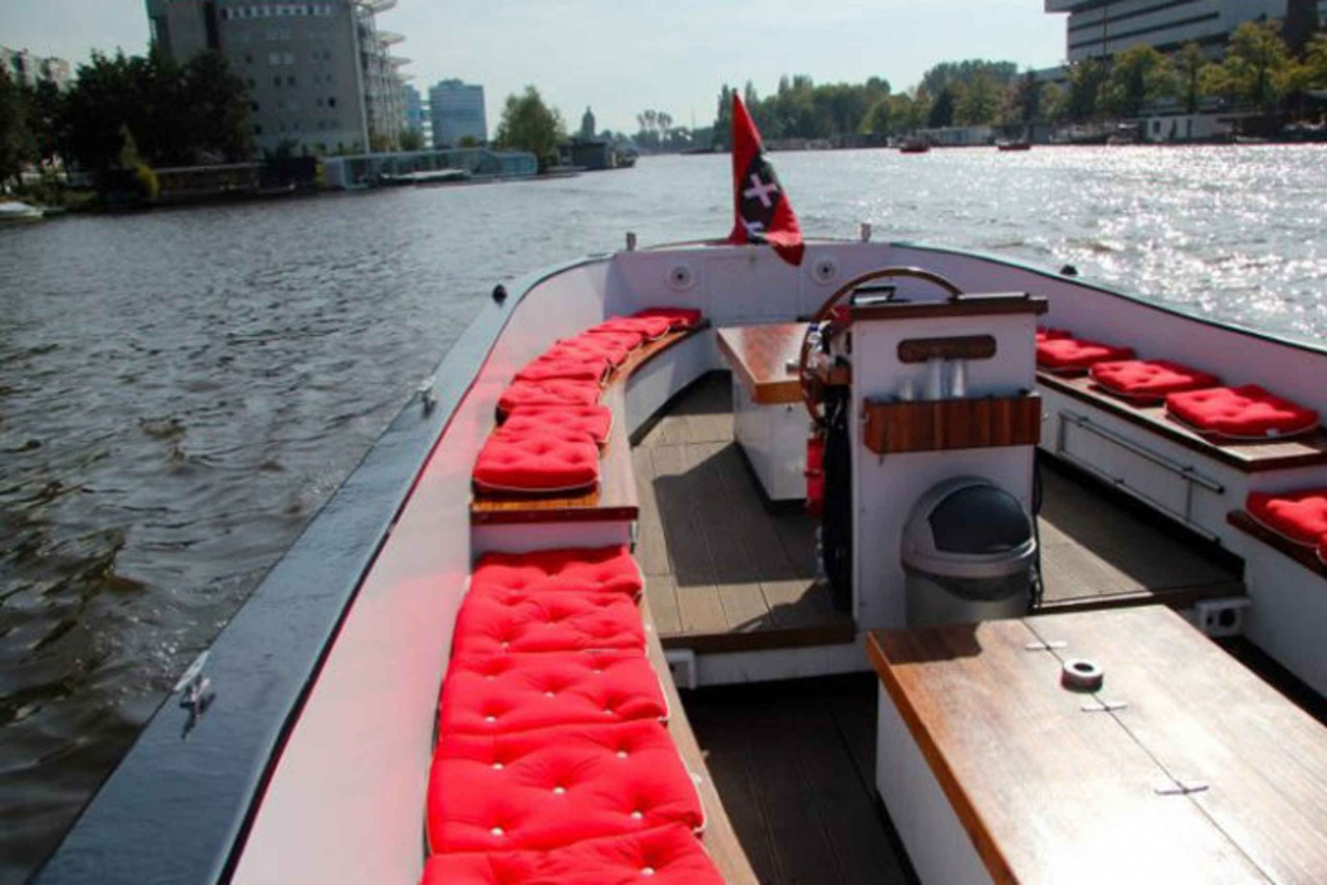 Amsterdam Private Beer Boat