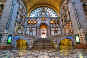 Amsterdam: Private Day Trip to Antwerp