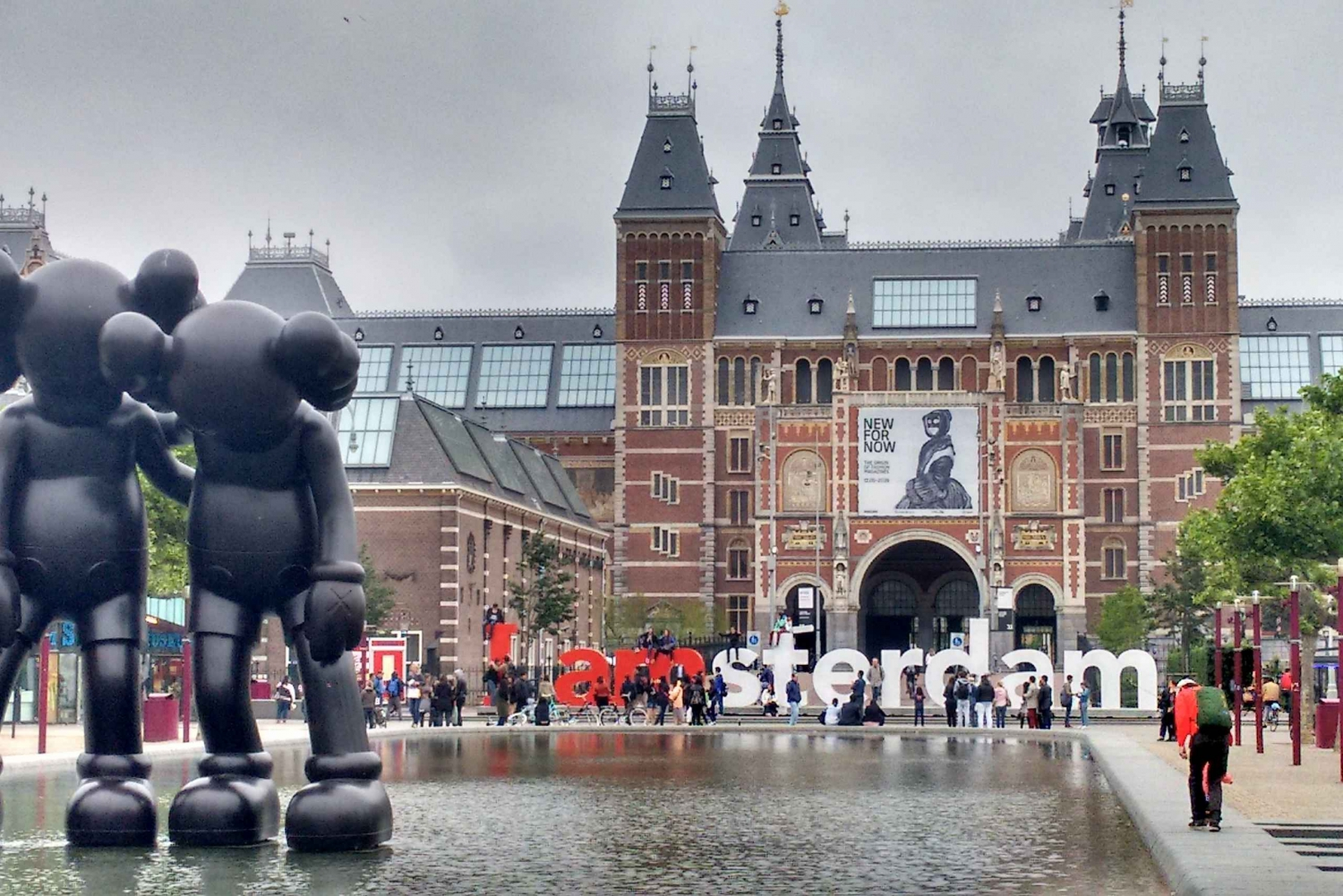 Amsterdam Private Welcome Tour with a Local Guide