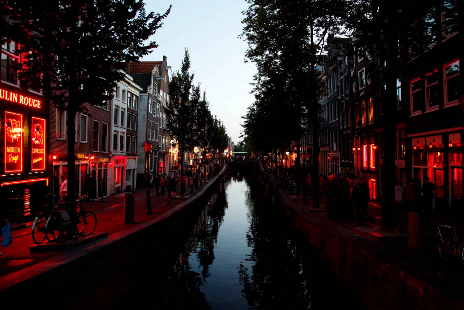 Amsterdam Red Light District 2-Hour Walking Tour