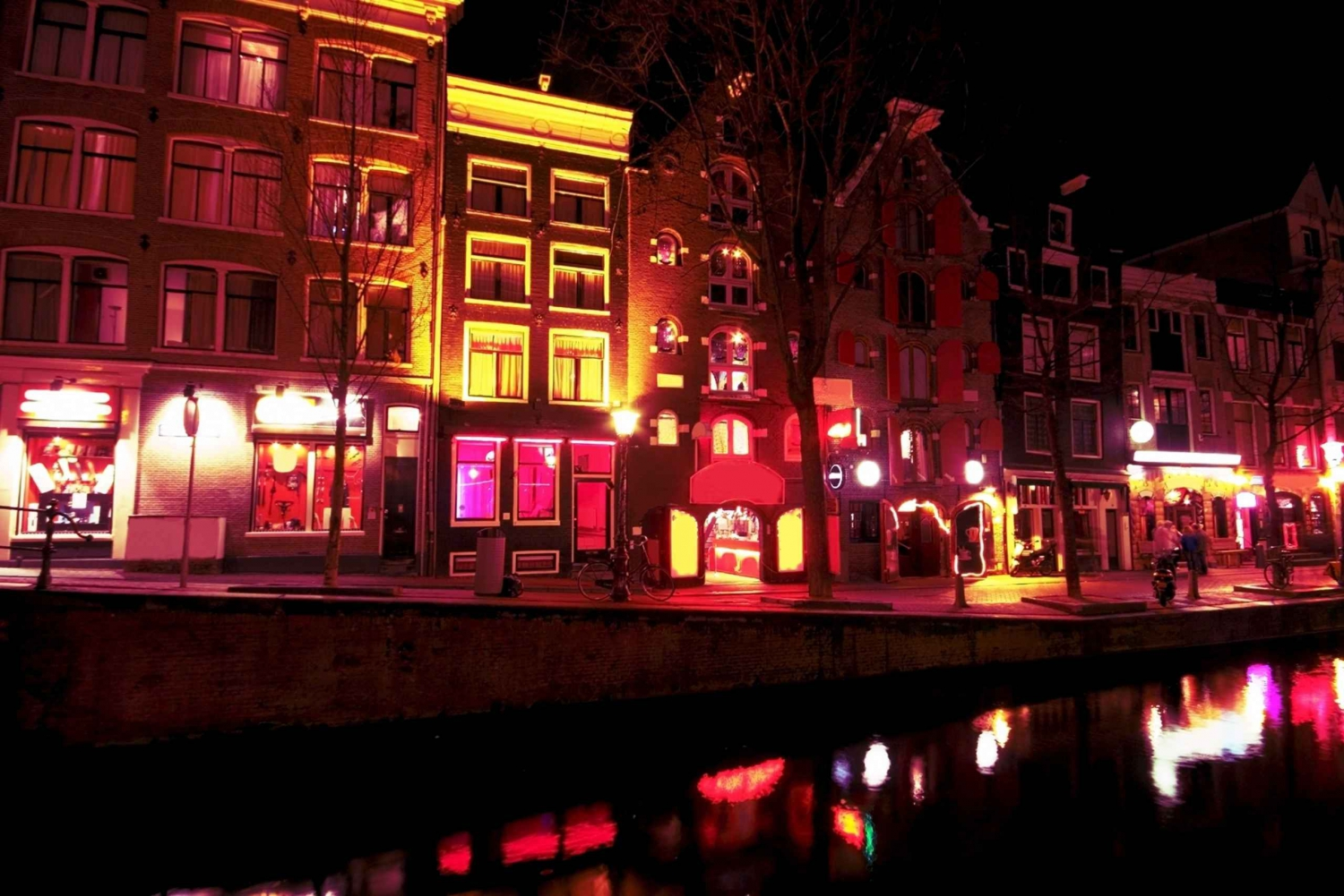 Amsterdam Red Light District Tour in French