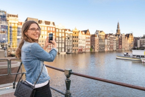Amsterdam: Red Light District Tour in German