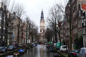 Amsterdam: Rembrandt City Highlights Self-Guided Audio Tour