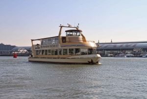 Amsterdam: River Cruise With All-You-Can-Eat Dutch Pancakes