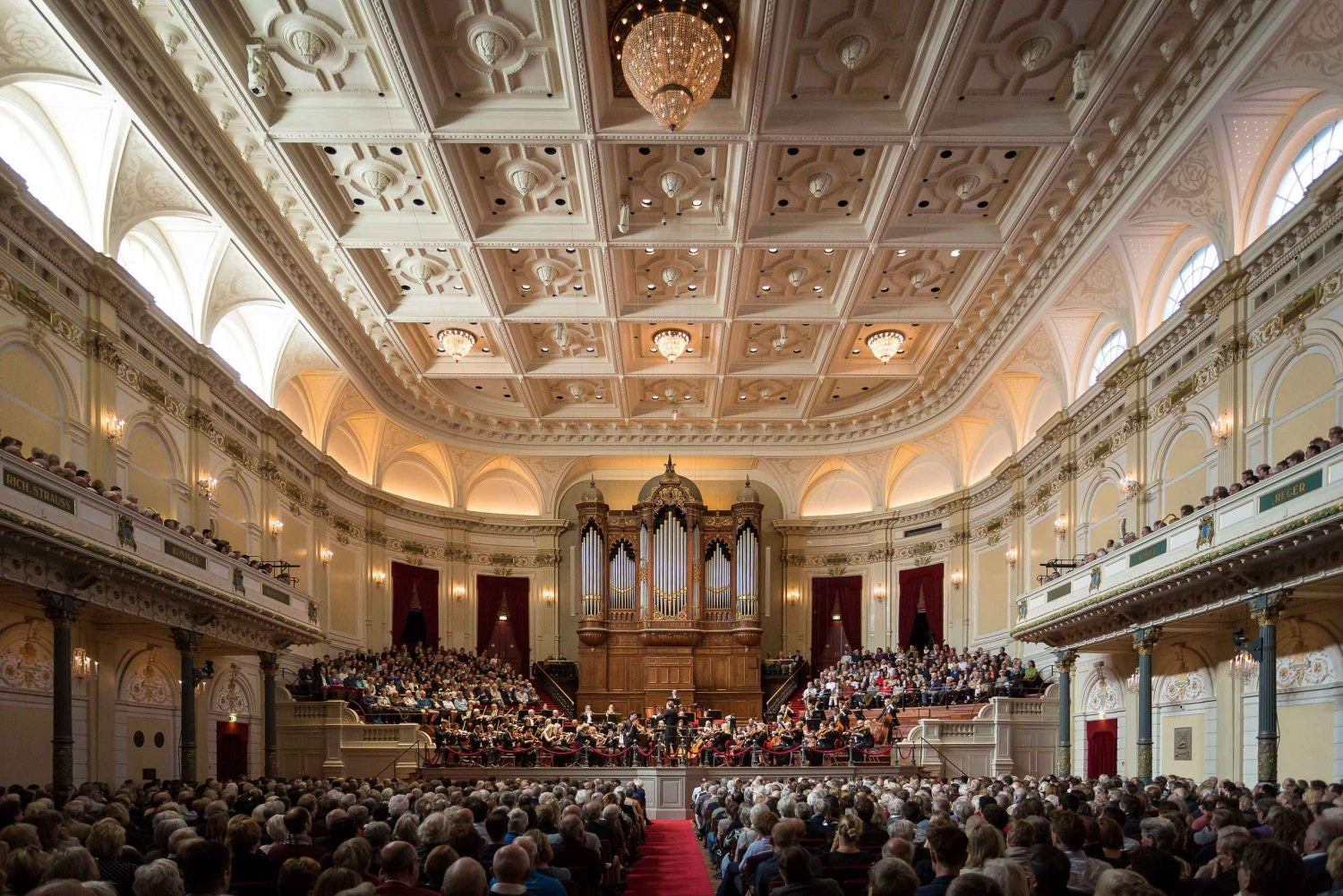 Amsterdam Saturday Matinee Concert at the Concertgebouw