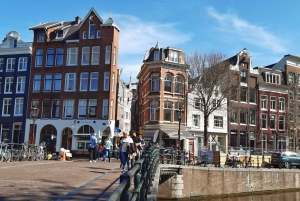 Amsterdam: Self-Guided Culinary Scavenger Hunt