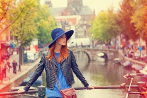 Amsterdam: The Best of Amsterdam Walking Tour