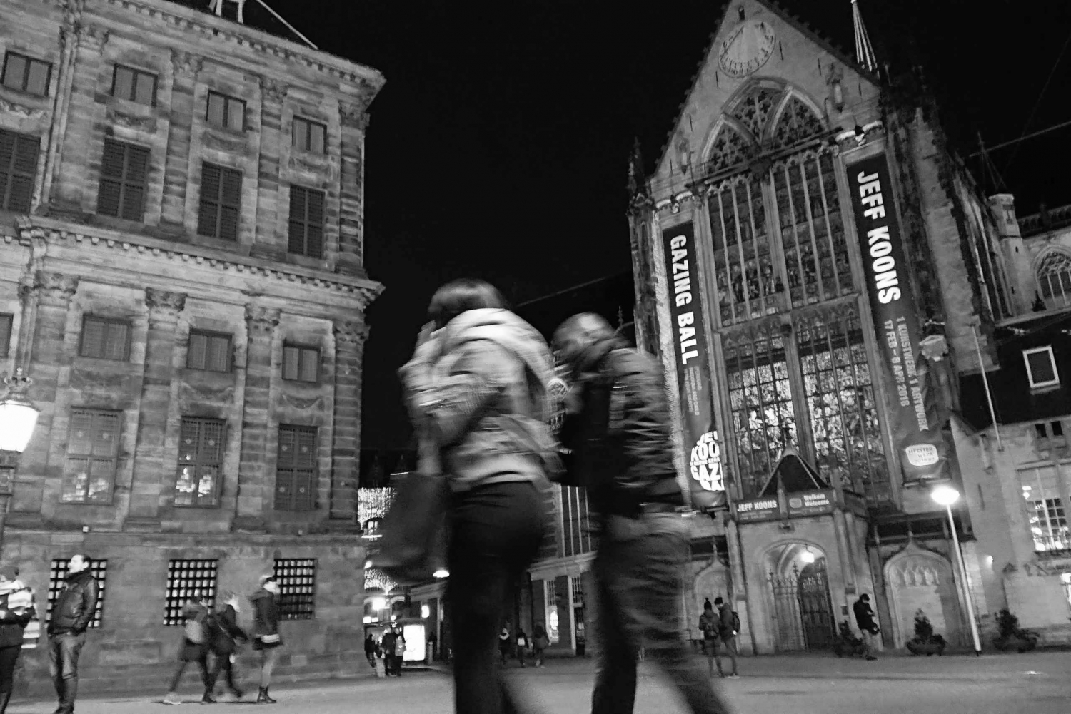 Amsterdam Untold: 2-Hour Guided Walking Tour at Night