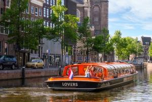Amsterdam: Van Gogh Museum Ticket & Canal Cruise
