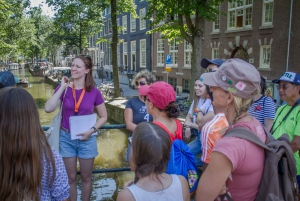 Amsterdam Walking Tour: The Fascinating Story of Anne Frank