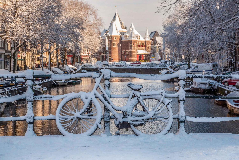 Amsterdam Winter Walking Tour