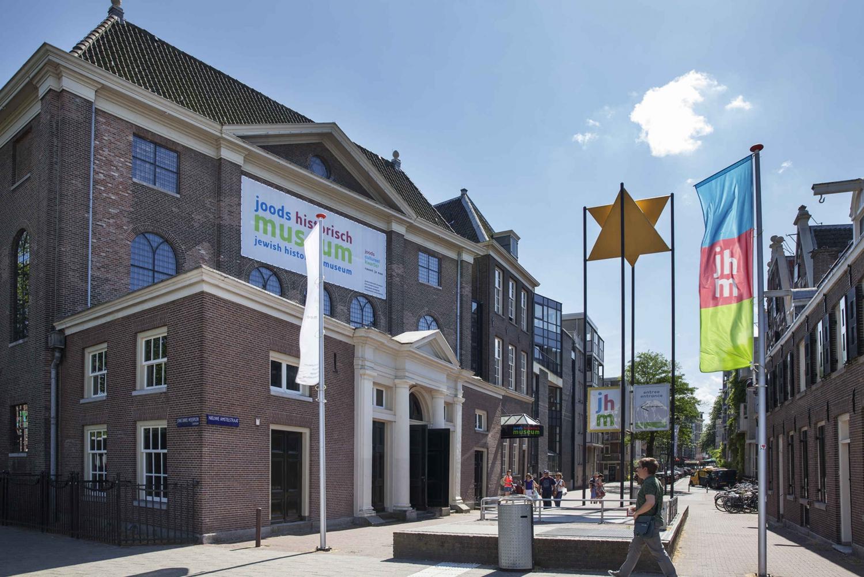 Anne Frank and Jewish Cultural Quarter Tour