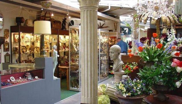 Antiques Centre Amsterdam