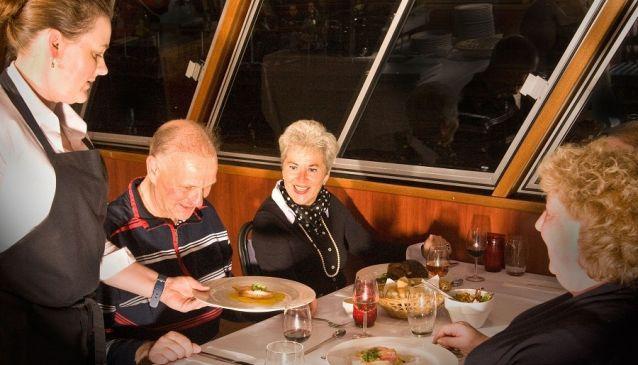 Blue Boat Dinner Cruise