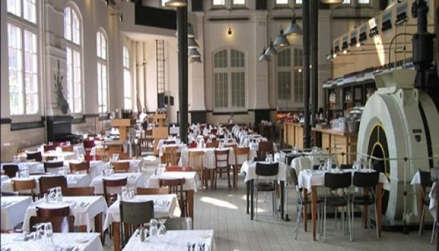 Cafe-Restaurant Amsterdam (Waterlooplein 6)