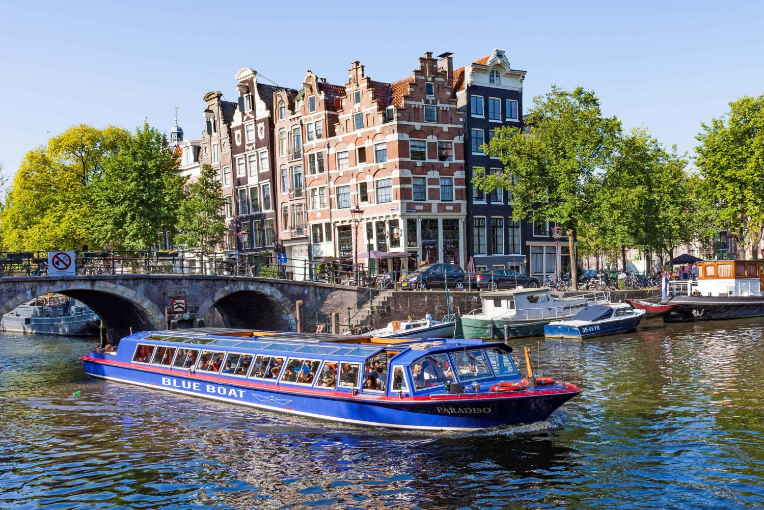 Canal Cruise from Amsterdam Noord Dock
