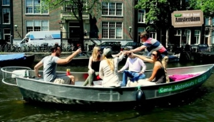 Canal Motor Boats
