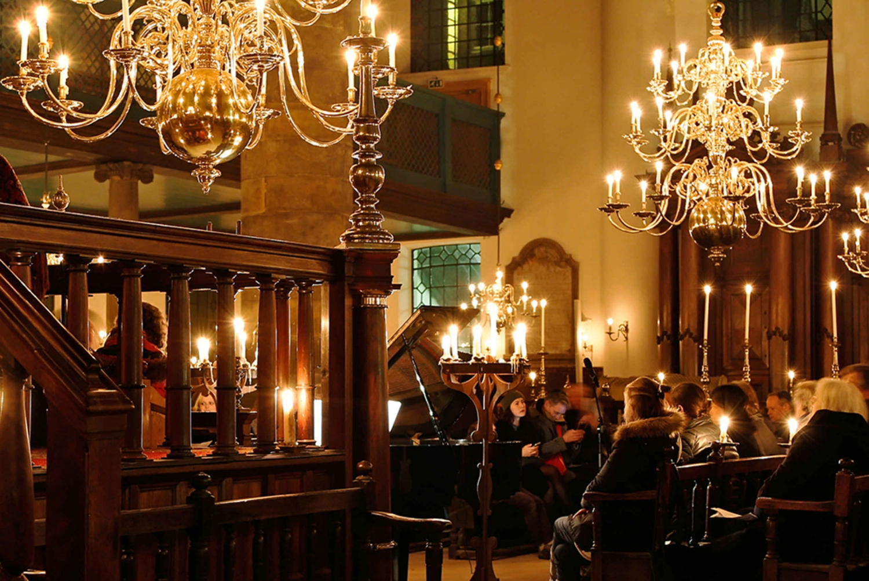 Candlelit Concert at Portuguese Synagogue