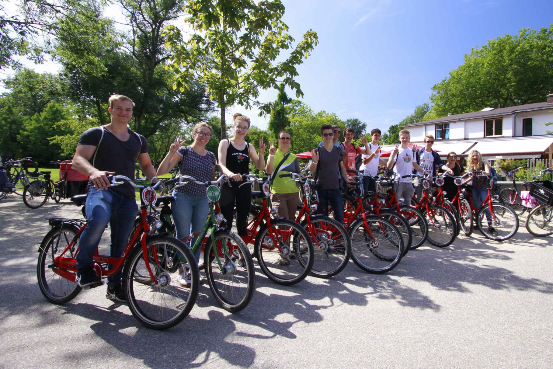 City Highlights Bike Tour