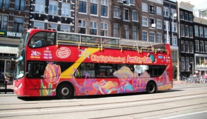 City Sightseeing - Amsterdam