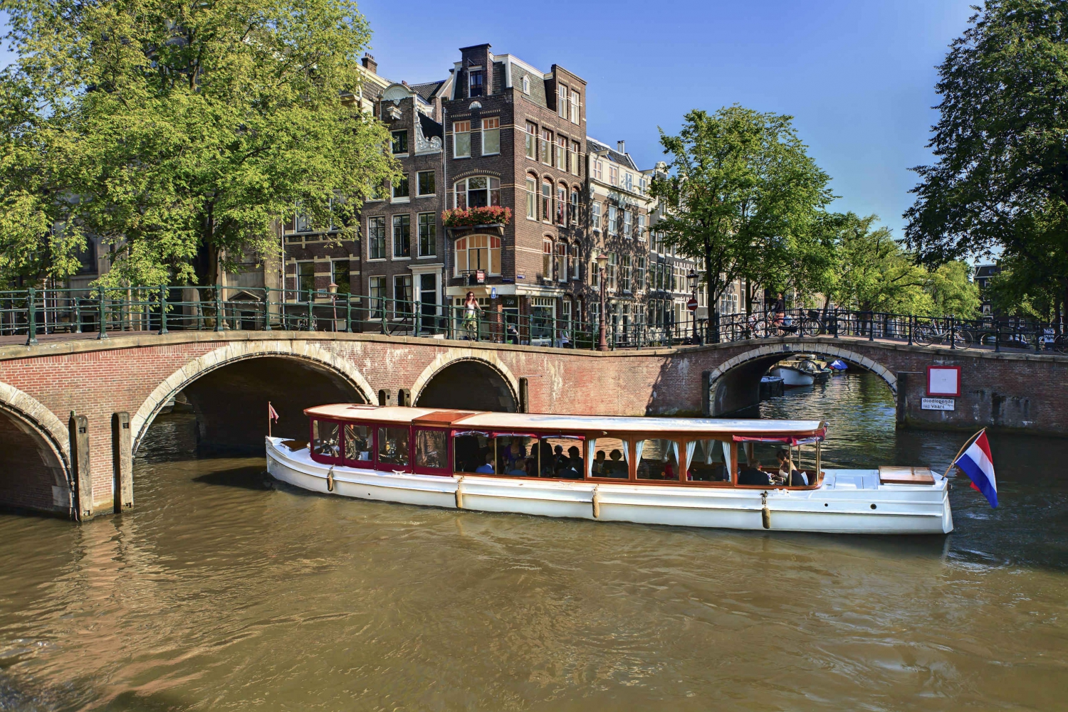 Classic Canal Cruise