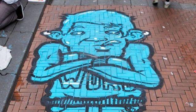 Coffeeshop Hill Street Blues