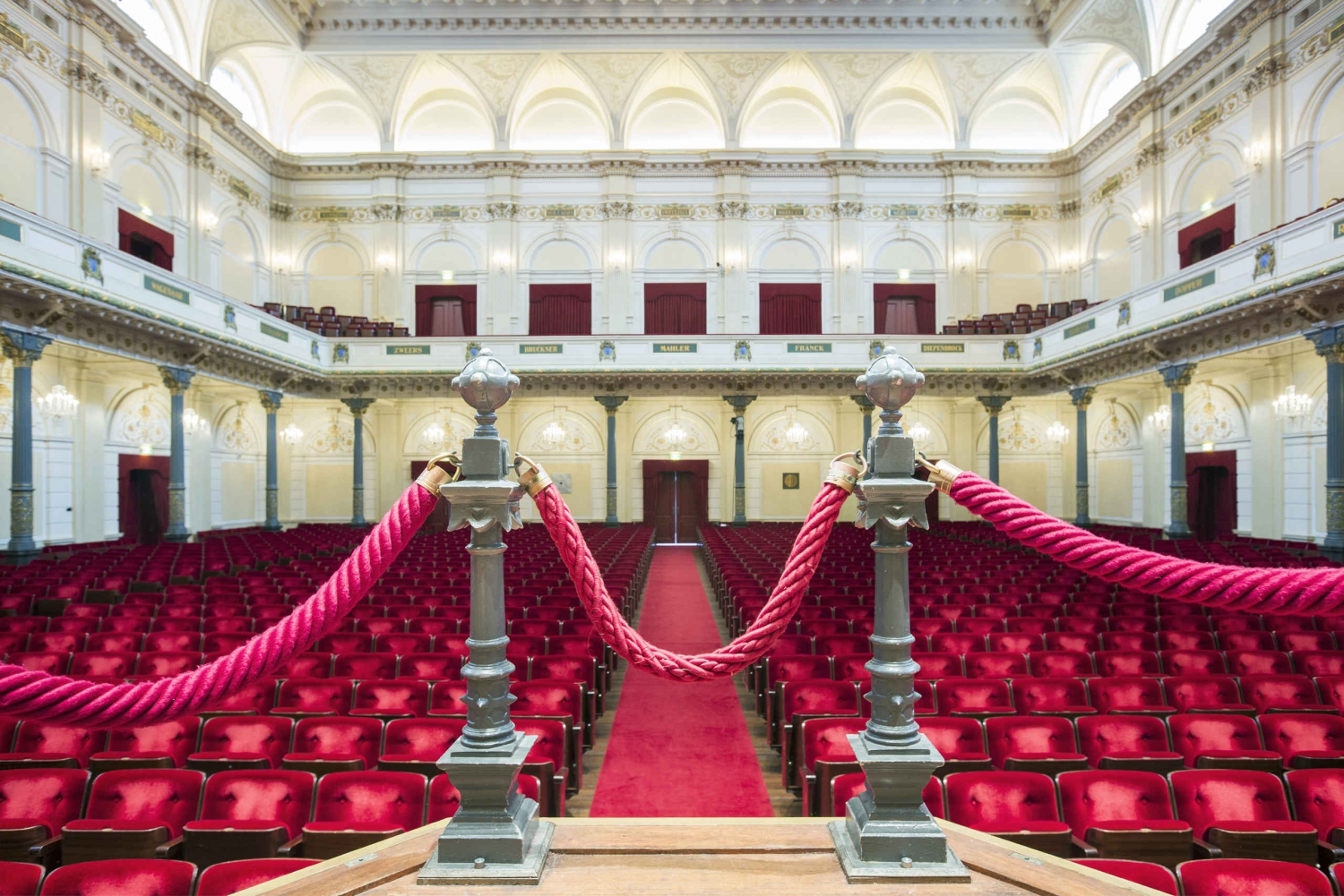 Concertgebouw Behind the Scenes Tour
