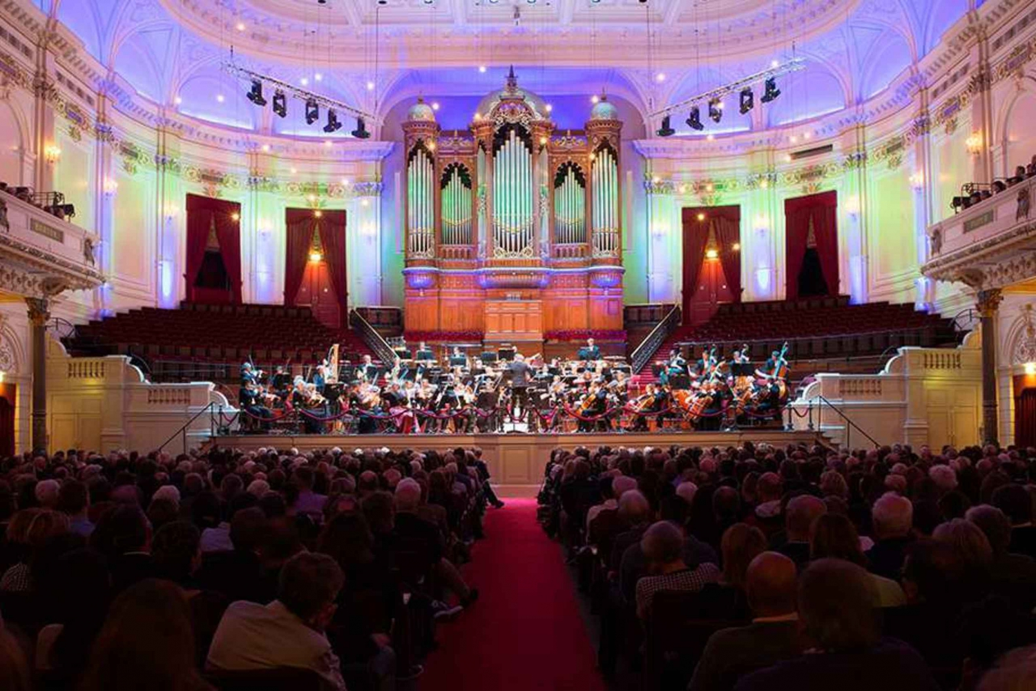 Concertgebouw Concert Ticket: Main Hall or Recital Hall