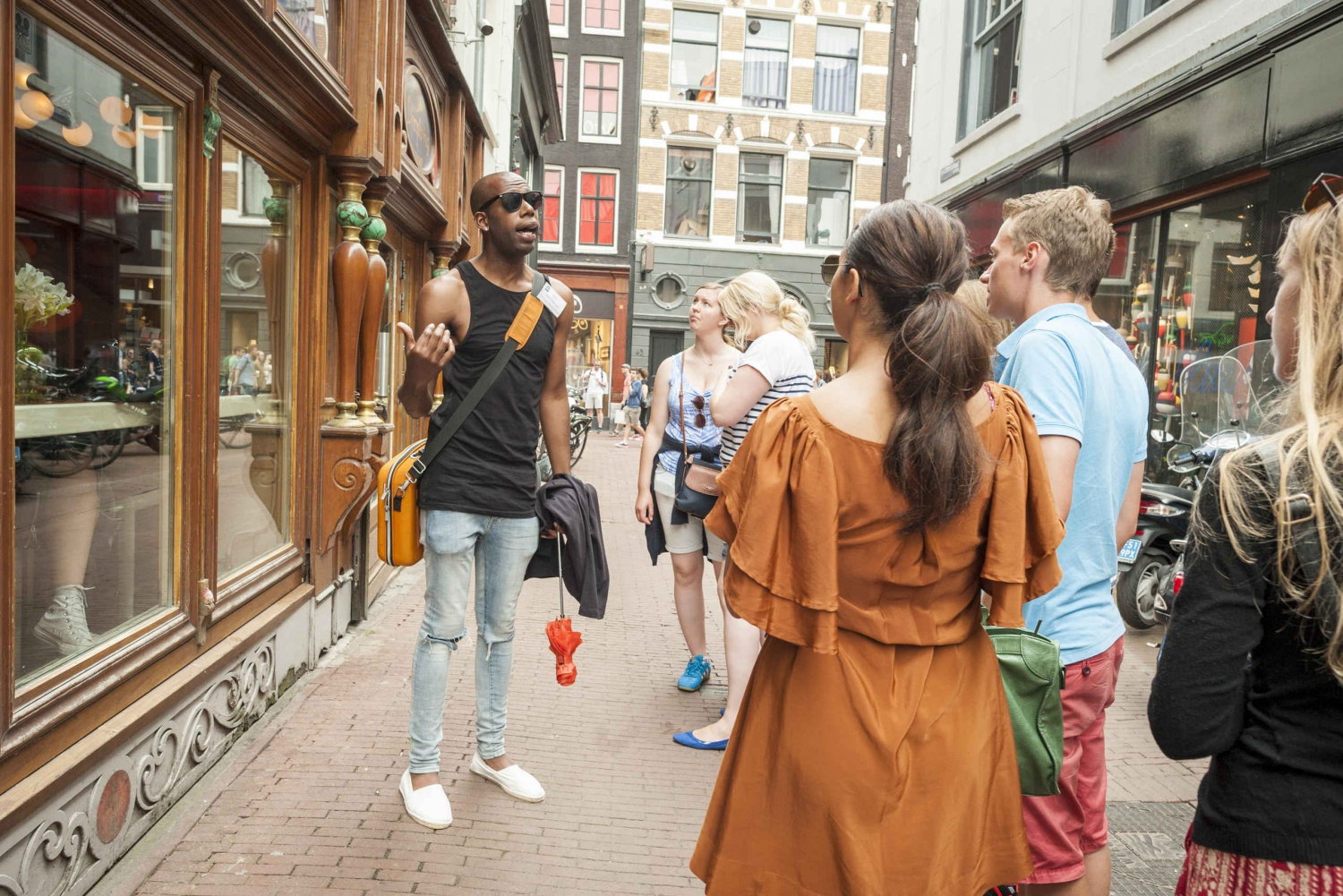 Cultural Ganja Walking Tour of Selected Coffee Shops