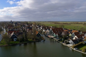 Dutch Countryside: Private Full-Day Tour by Luxury Car