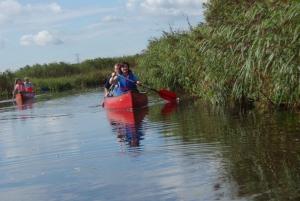 Dutch Countryside Sunset Canoe Tour