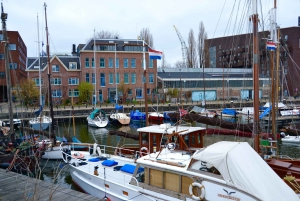 Eastern Docklands Self-Guided City Discovery Game