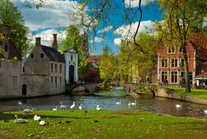 From Amsterdam. 12-Hour Guided Day Trip to Bruges