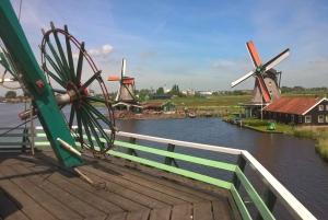 From Amsterdam: 3-Hour Small-Group Zaanse Schans Trip