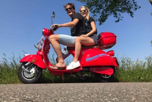 From Amsterdam: Countryside Scooter Experience