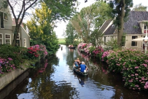 From Amsterdam: Dutch Countryside Sightseeing Small Group