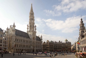 From Private Day Trip to Brussels and Antwerp