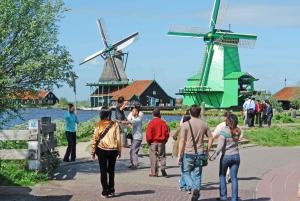 From Zaanse Schans Windmills Half-Day Tour