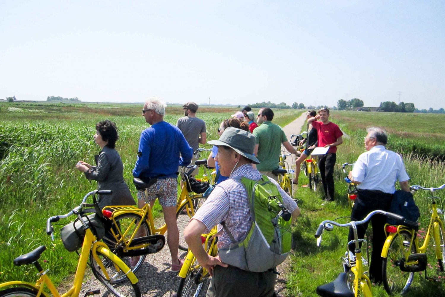 Half-Day Countryside Bike Tour from Amsterdam