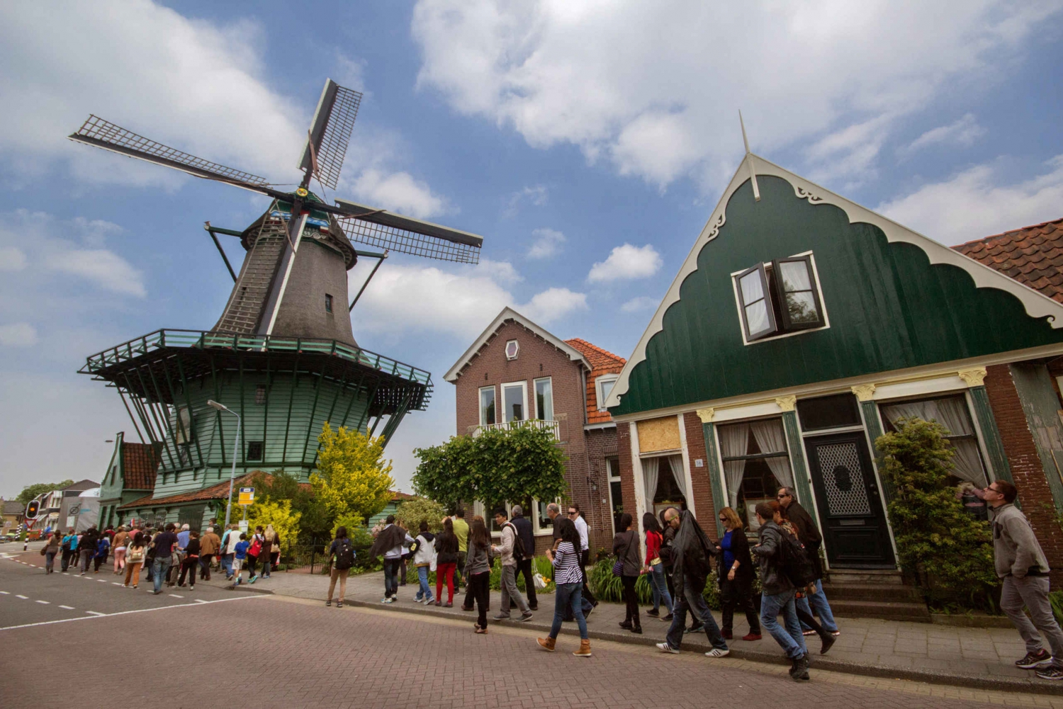 Half-Day Dutch Countryside Tour by bus from Amsterdam