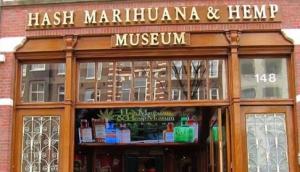 Hash, Marihuana and Hemp Museum