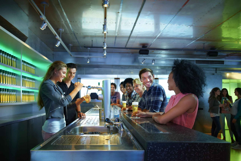 Heineken Experience & Pizza Cruise