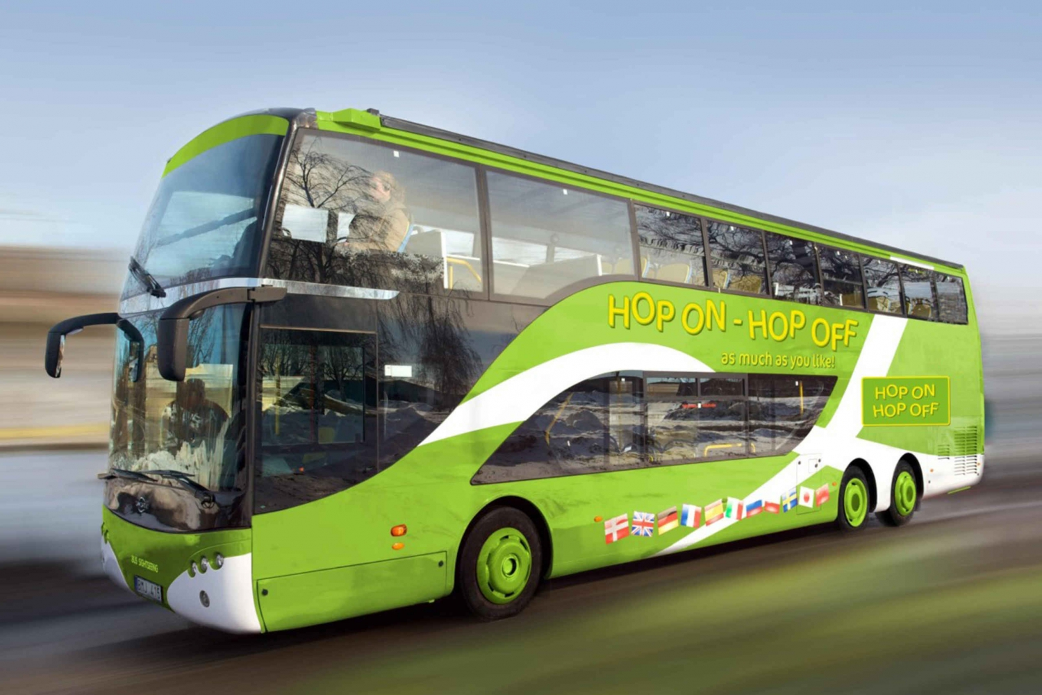 Hop On, Hop Off Citybus 24-Hour Ticket